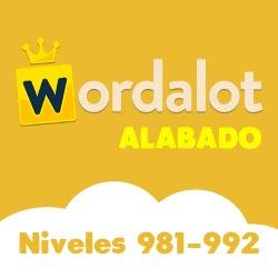 Wordalot Alabado